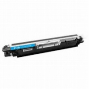 TONER COMPATIBLE HP CYAN CE311A, CANON CGR-729C
